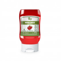 Calda de Morango Green (280g) Mrs. Taste - 50% OFF