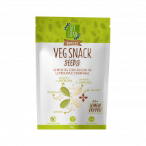 Veg Snack Seeds (40g) Eat Clean - 40% OFF
