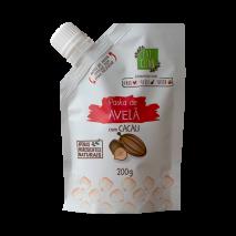 Pasta de Avelã e Cacau (200g) Eat Clean