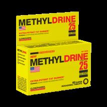 Methyldrene 25 ECA Stack (60 Hexagonal Tabs) Clone Pharma