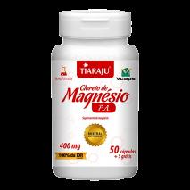 Cloreto de Magnésio (110caps) Tiaraju