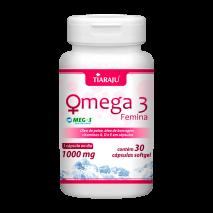 Omega 3 Femina 1000mg (30caps) Tiaraju