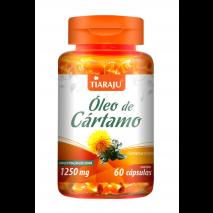 Óleo de Cártamo 1250mg (60caps) Tiaraju
