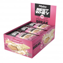 Best Whey Protein Break (12Unid-25g) Atlhetica Nutrition