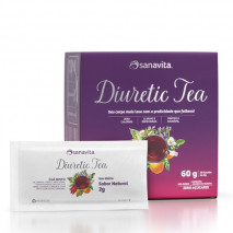Diuretic Tea (30 Sachês-30g) Sanavita