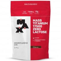 Mass Titanium 17500 Zero Lactose (2,4kg) Max Titanium