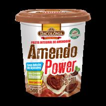 Amendo Power com Cacau (500g) DaColônia