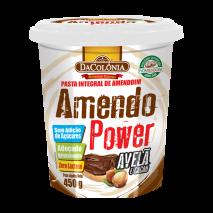Amendo Power Avelã com Cacau (450g) DaColônia