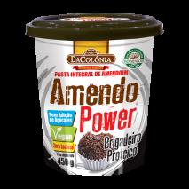 Amendo Power Brigadeiro Proteico (450g) DaColônia