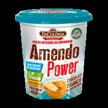 Amendo Power Chocolate Branco (450g) DaColônia
