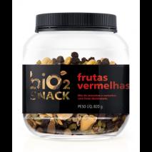 Snack Frutas Vermelhas (820g) BiO2