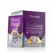 Hyaluronic Premium 150mg (20 Sachês de 4,6g) Sanavita