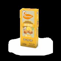 Doce de Abacaxi com Coco (3x20g) Flormel