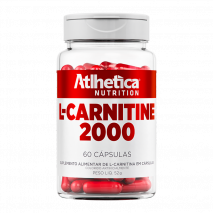 L-Carnitine 2000 (60caps) Atlhetica Nutrition