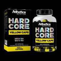 Hardcore Yellow (120caps) Atlhetica Nutrition