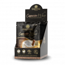 Cappuccino Whey (14 sachês de 32g) Essential Nutrition