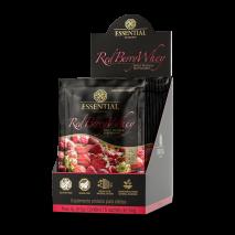 Red Berry Whey (15 Sachês de 34g) Essential Nutrition