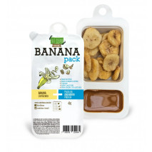 Banana Pack Protein Amendoim Protein (46) Eat Clean - 50% OFF