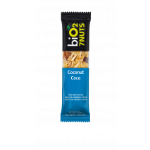 Barra 7 Nuts Coco (25g) BiO2