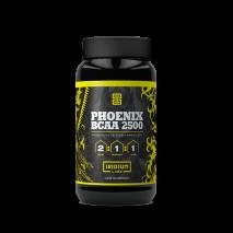 Phoenix BCAA 2500 (120comps) Iridium