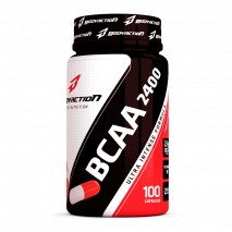 BCAA 2400 (100caps) BodyAction