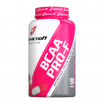 BCAA Pro-F (90caps) BodyAction