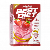 Best Diet Milkshake (350g) Atlhetica Nutrition