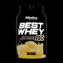 Best Whey ISO (900g) Atlhetica Nutrition-Maracuja