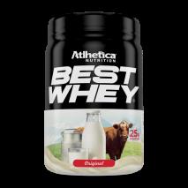 Best Whey Original (900g) Atlhetica Nutrition
