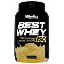 Best Whey ISO (900g) Atlhetica Nutrition