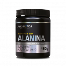 100% Pure Beta Alanina (150g) Probiótica