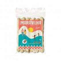 Biscoito de Polvilho Maravilha Cúrcuma (40g) B-Eat