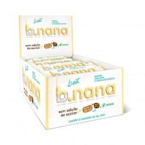 B.nana Coco com Chocolate Branco Display (12unid-35g) B-Eat