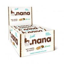 B.nana Coco com Chocolate Display (12unid-35g) B-Eat