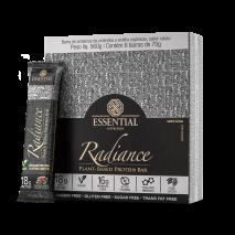 Radiance Vegan Protein Bar (8unid-70g) Essential Nutrition
