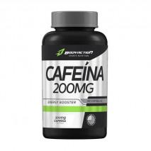 Cafeína 200mg (30caps) BodyAction