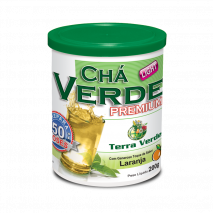 Chá Verde Premium (200g) Terra Verde