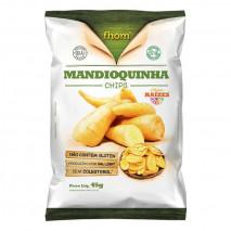 Chips de Mandioquinha (45g) Fhom