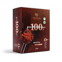 Chocolate em Pó 100% (1kg) Chocolife