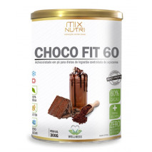 Choco Fit 60% Cacau (300g) Mix Nutri