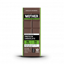 Barra de Chocolate Proteica (12unid-40g) Mother Nutrients - 50% OFF