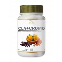 Cla + Cromo (60Caps) Mix Nutri