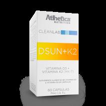 DSUN+K2 (60caps) Atlhetica Nutrition