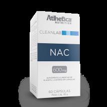 N-Acetyl L-Cysteine (60caps) Atlhetica Nutrition