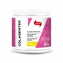 Colagentek - Colágeno (300g) Vitafor-Abacaxi