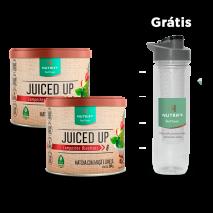 Juiced Up (2x200g) Nutrify + Water Bottle com Infusor Grátis