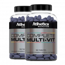 Complete Multi-Vit (2x100tabs) Atlhetica Nutrition