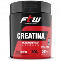 Creatina Monohidratada (300g) FTW
