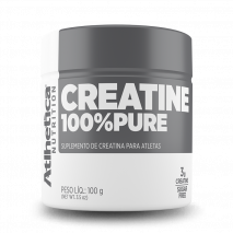 Creatina 100% Pure (100g) Atlhetica Nutrition