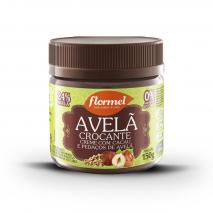Creme de Avelã (150g) Flormel-Crocante